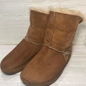 Fitflop suede boots